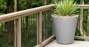 Deck railing ideas  80