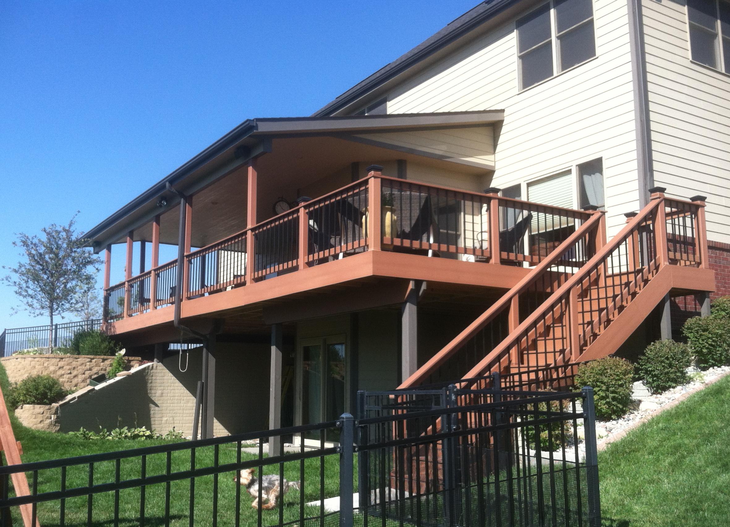 deck roof  21