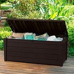 Deck Storage Box Offers Multiple Benefits