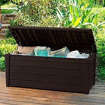 Deck Storage Box Offers Multiple Benefits
