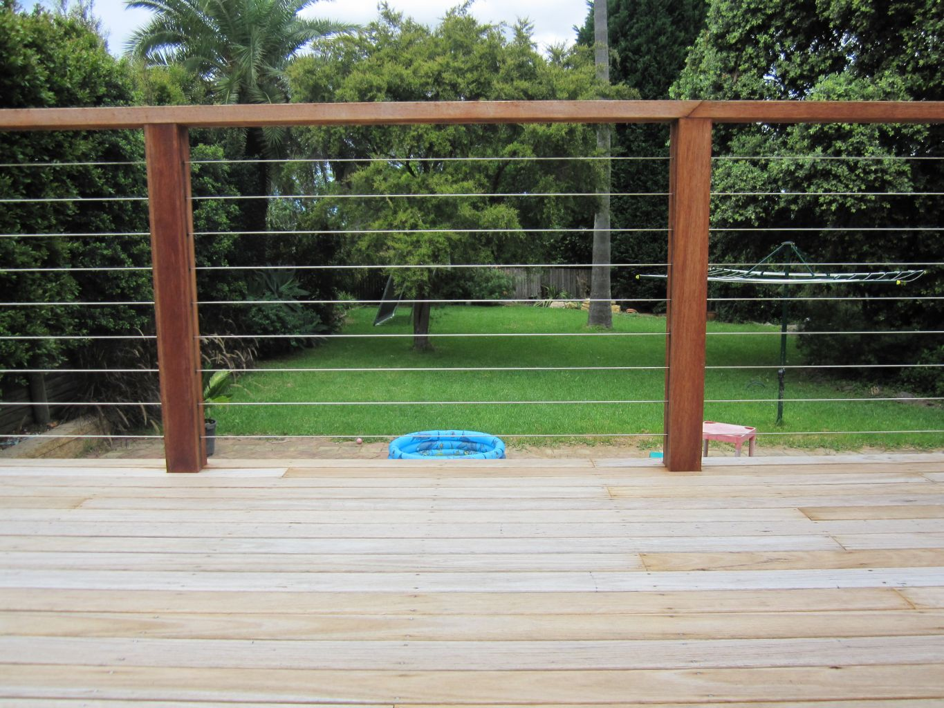 Decking Balustrade  02