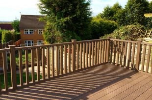 Decking Balustrade  25