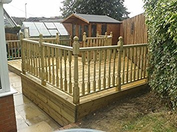 Decking Balustrade  62