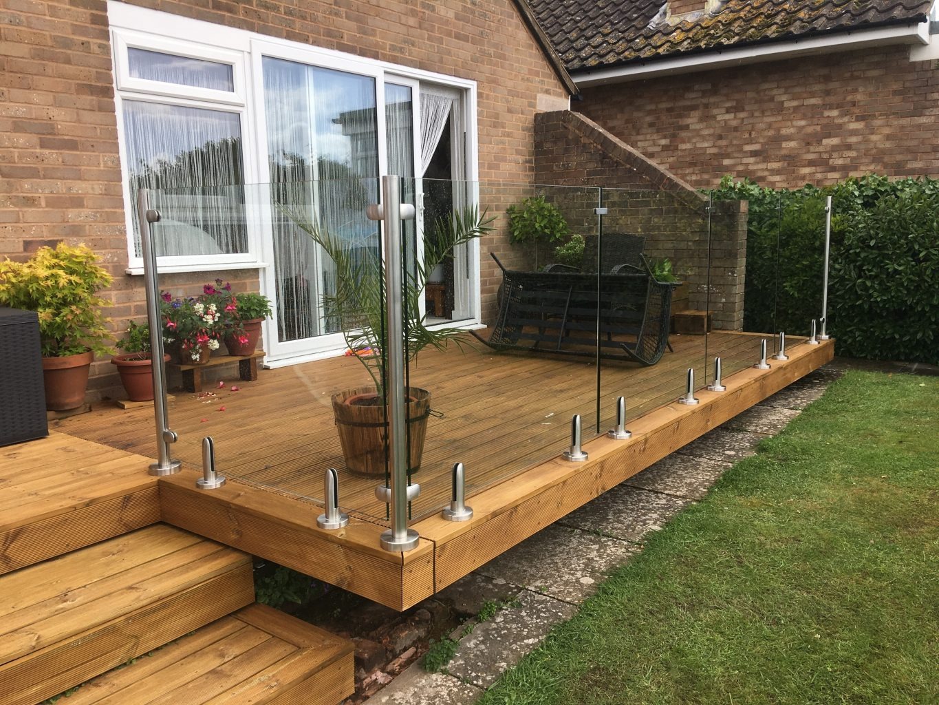 Decking Balustrade  80