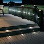 Different color of decking lights gives different type of pleasure