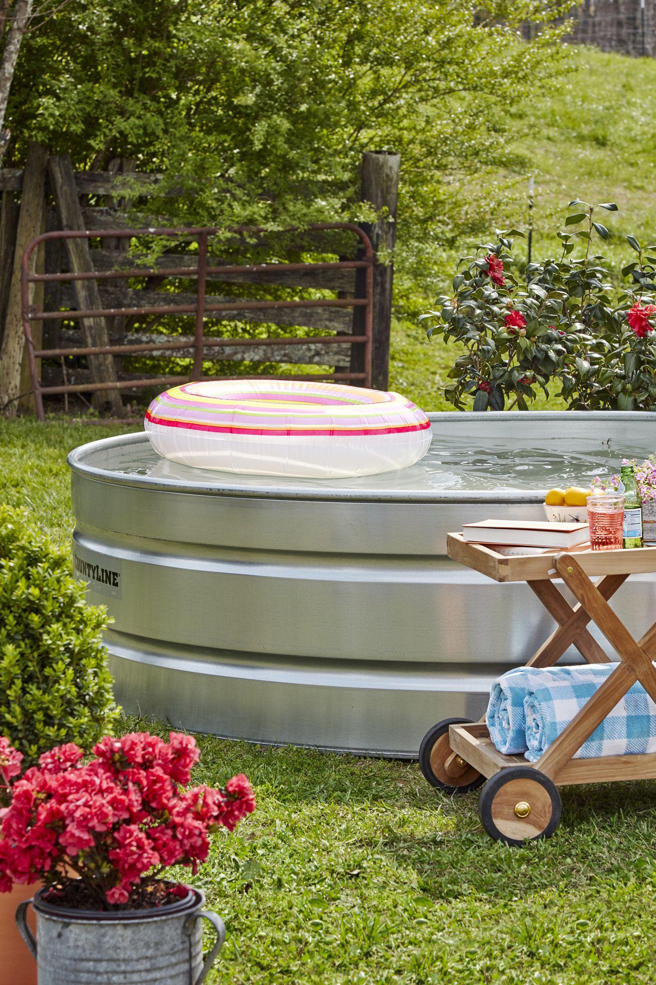 DIY Backyard Ideas  14