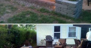 DIY Backyard Ideas 55