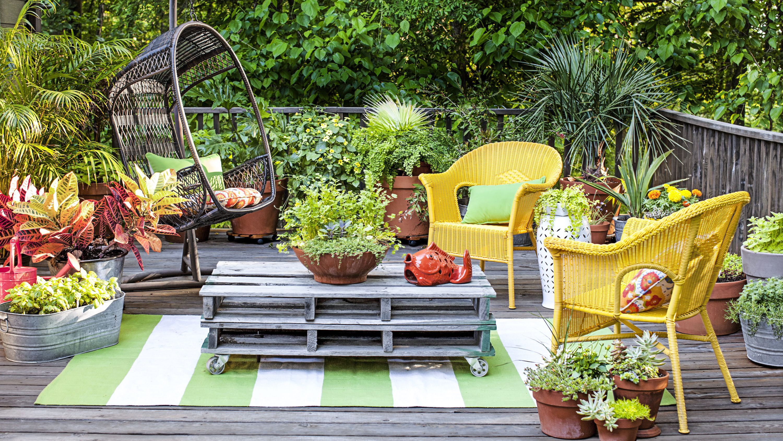 easy garden ideas  58