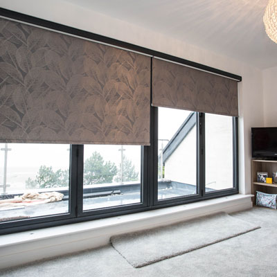 The benefits of using electric blinds