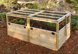 Elevated garden beds  10