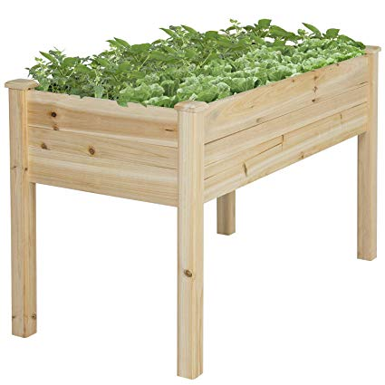 Elevated garden beds  20