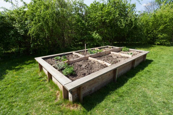 Elevated garden beds  21