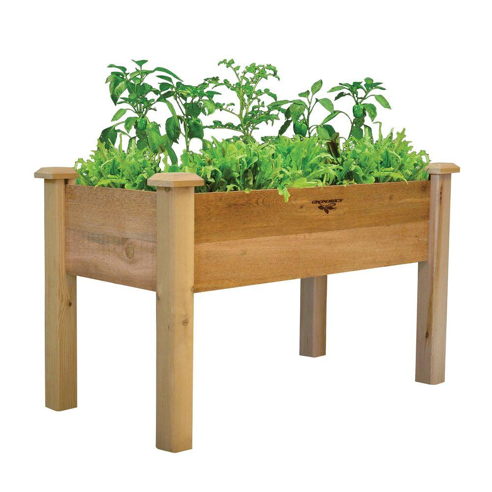 Elevated garden beds  82