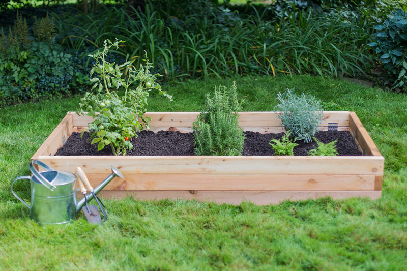 Elevated garden beds  83