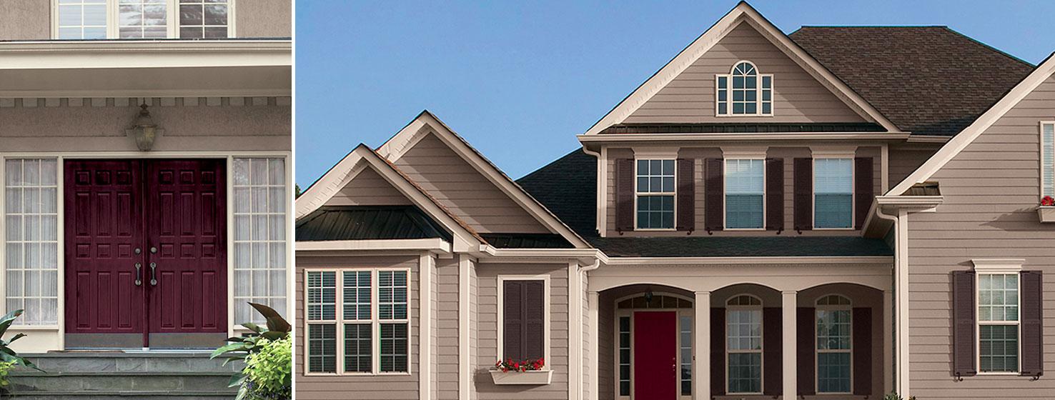 exterior home color  45