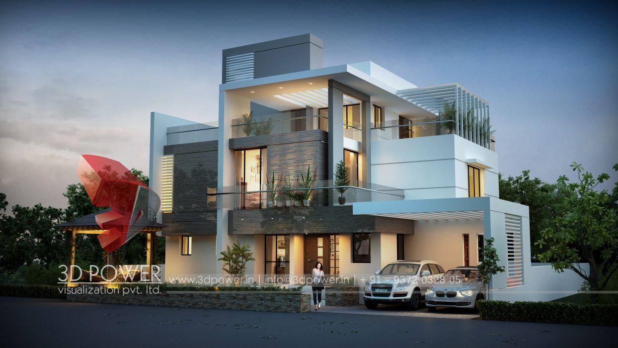 Exterior house design  85