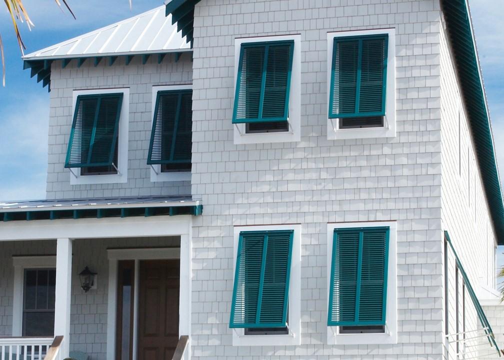 Exterior shutters 29