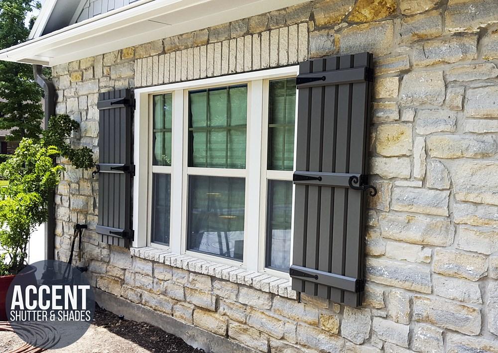 Exterior shutters  84