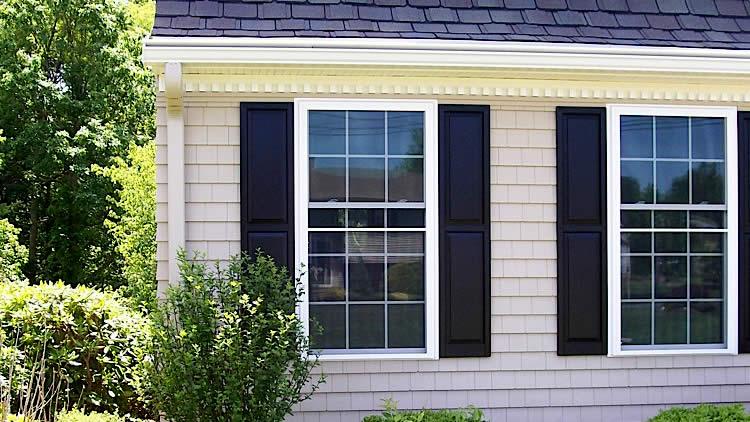 Exterior shutters 85