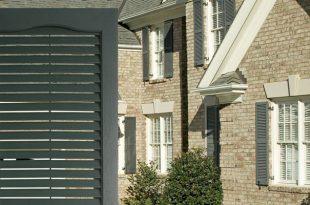 exterior window shutters  50