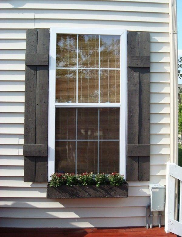 exterior window shutters  67