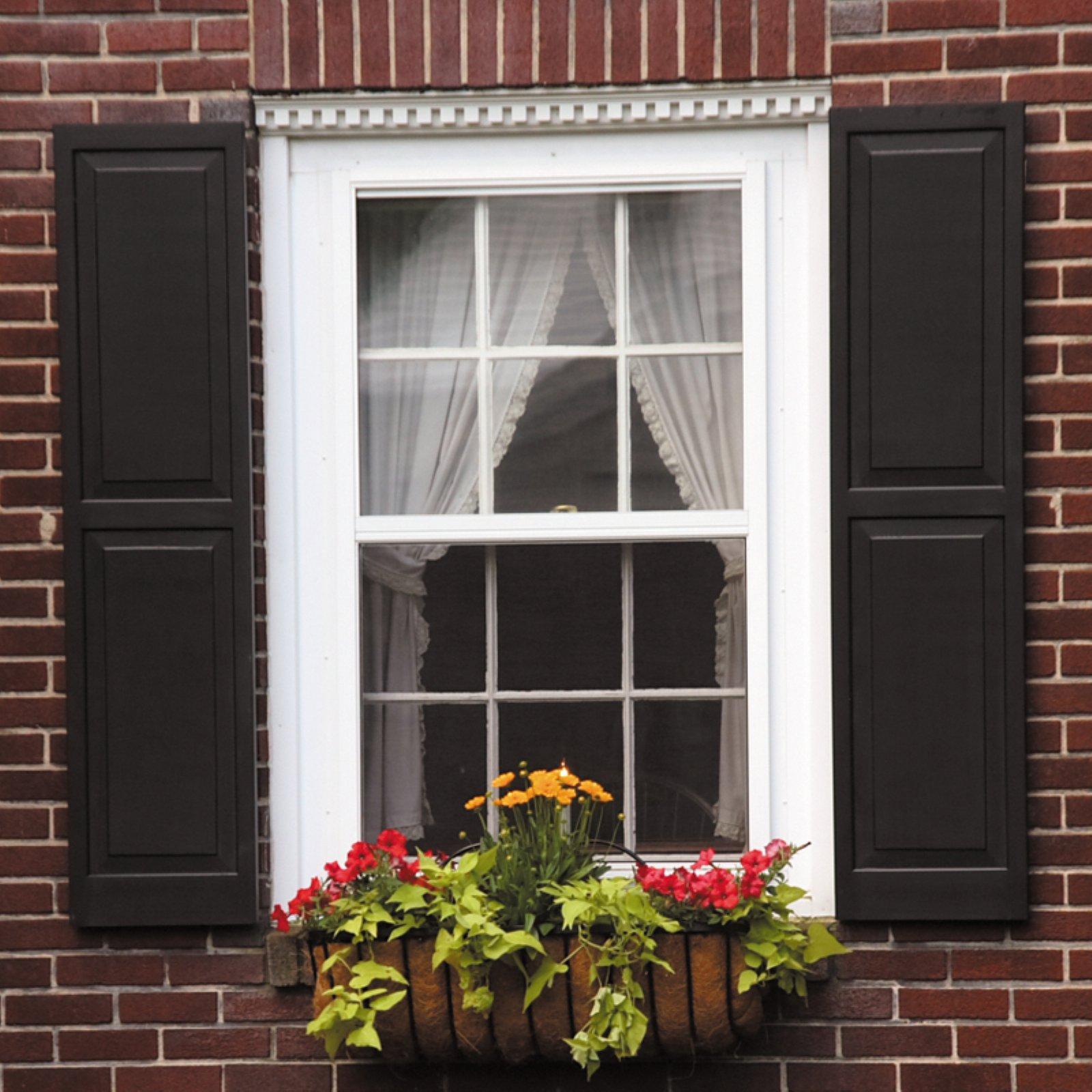 exterior window shutters  78