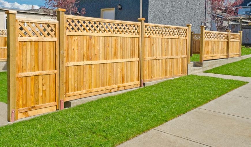 Fence designs  13