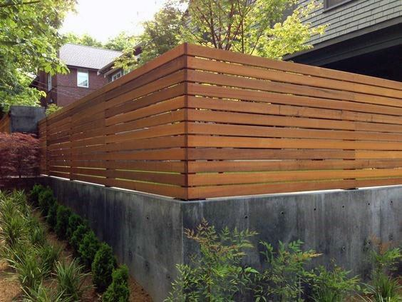 Upgrade and secure your homes with Fence designs