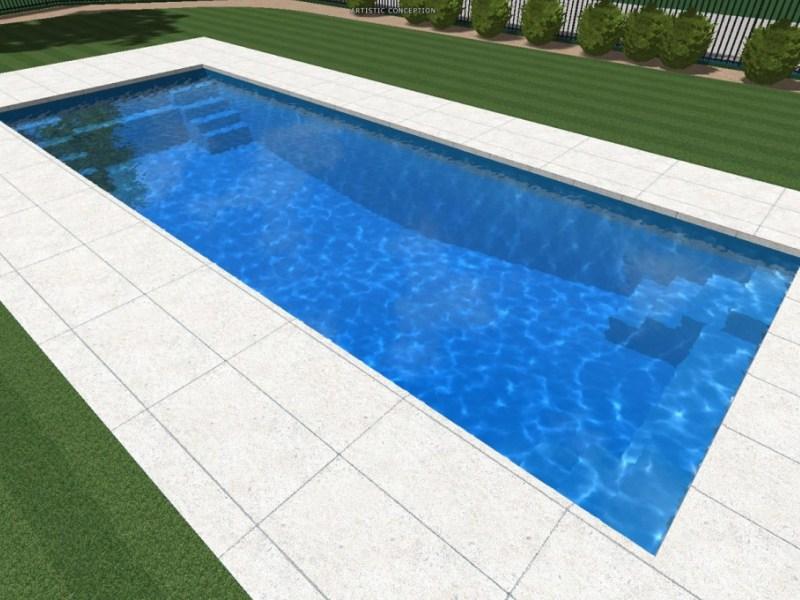 Fibreglass pools  33