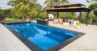 Fibreglass pools  87