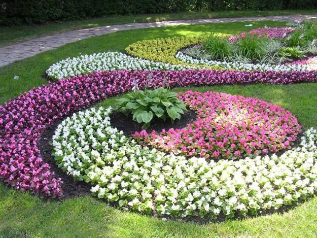 Flower bed designs  80