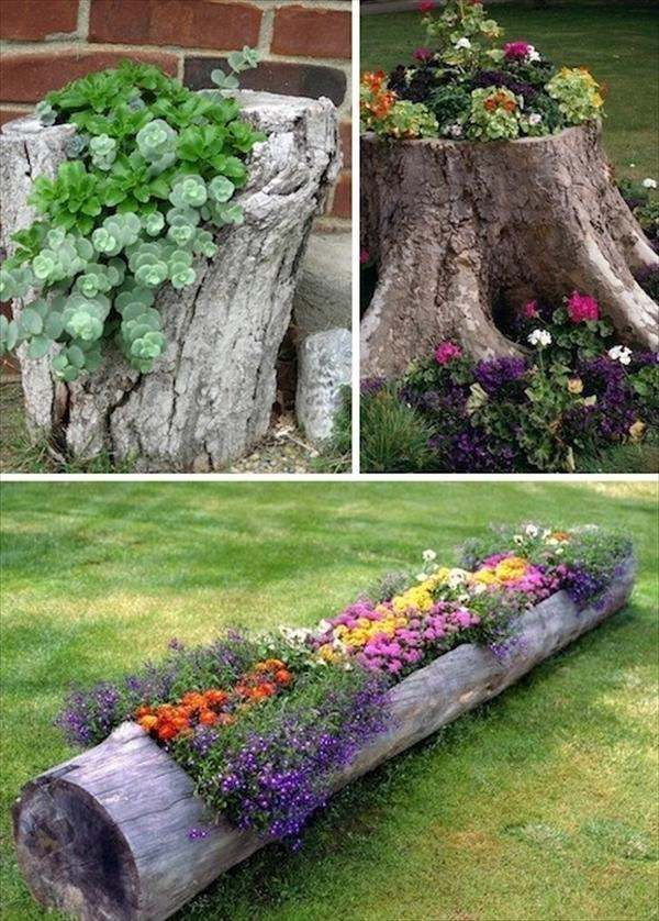 Flower bed ideas  27