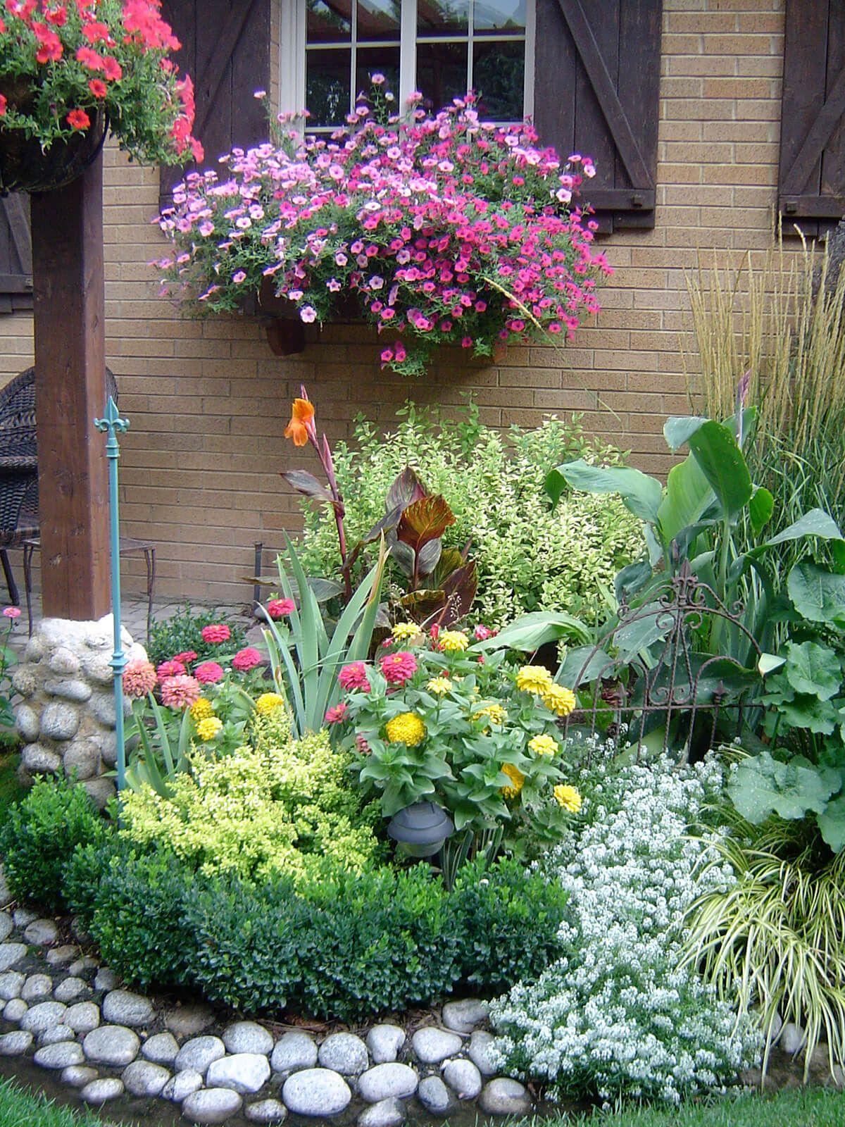 Flower bed ideas  98