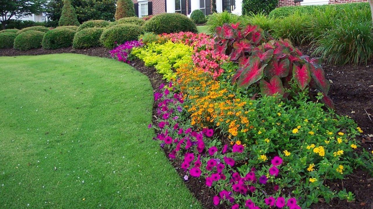 Flower gardens  58