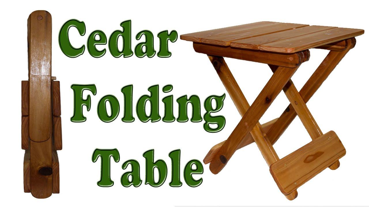 folding garden table  08