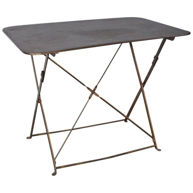 folding garden table  12