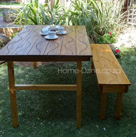 folding garden table  95