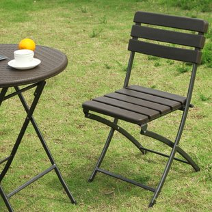 Folding patio chairs  34