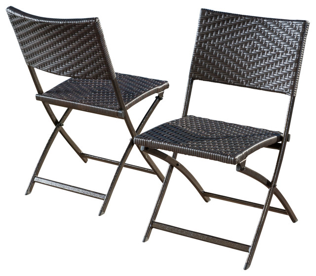Folding patio chairs to go with the tables
