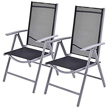Folding patio chairs  97