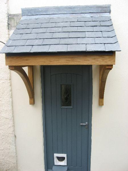 front door canopy  06