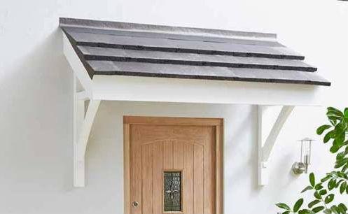 front door canopy  47