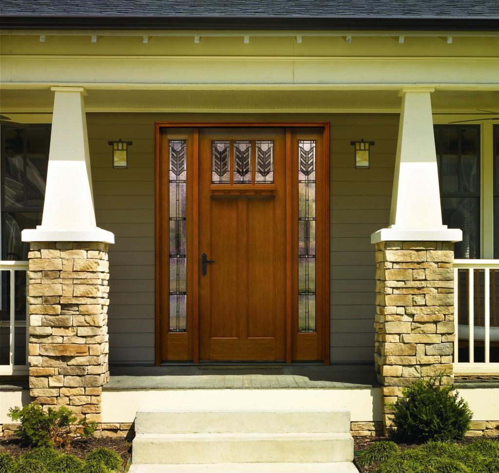 Front doors  41