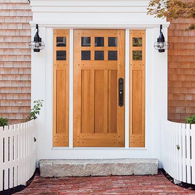 Front doors  79