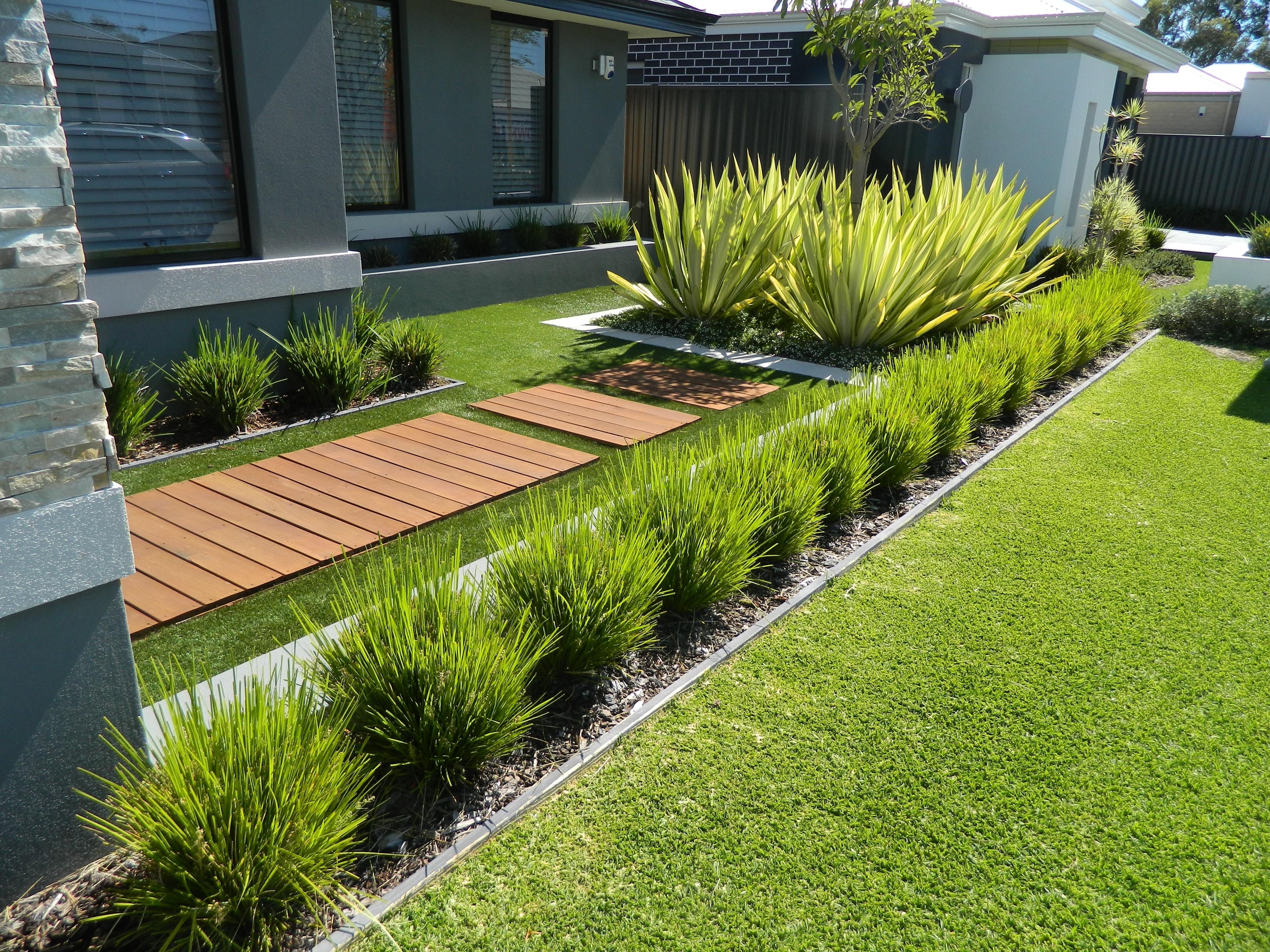 Front garden ideas  34