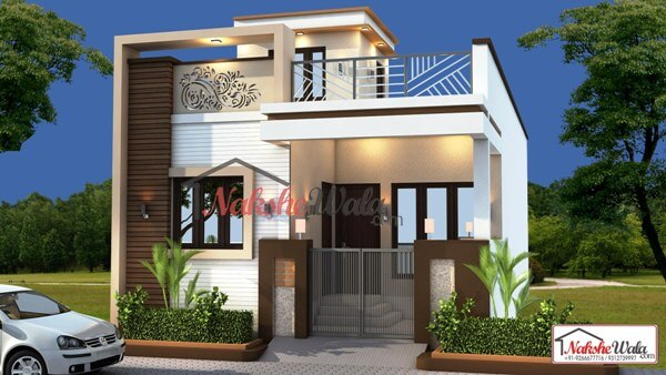 Incredible ideas to make the front house design attractive