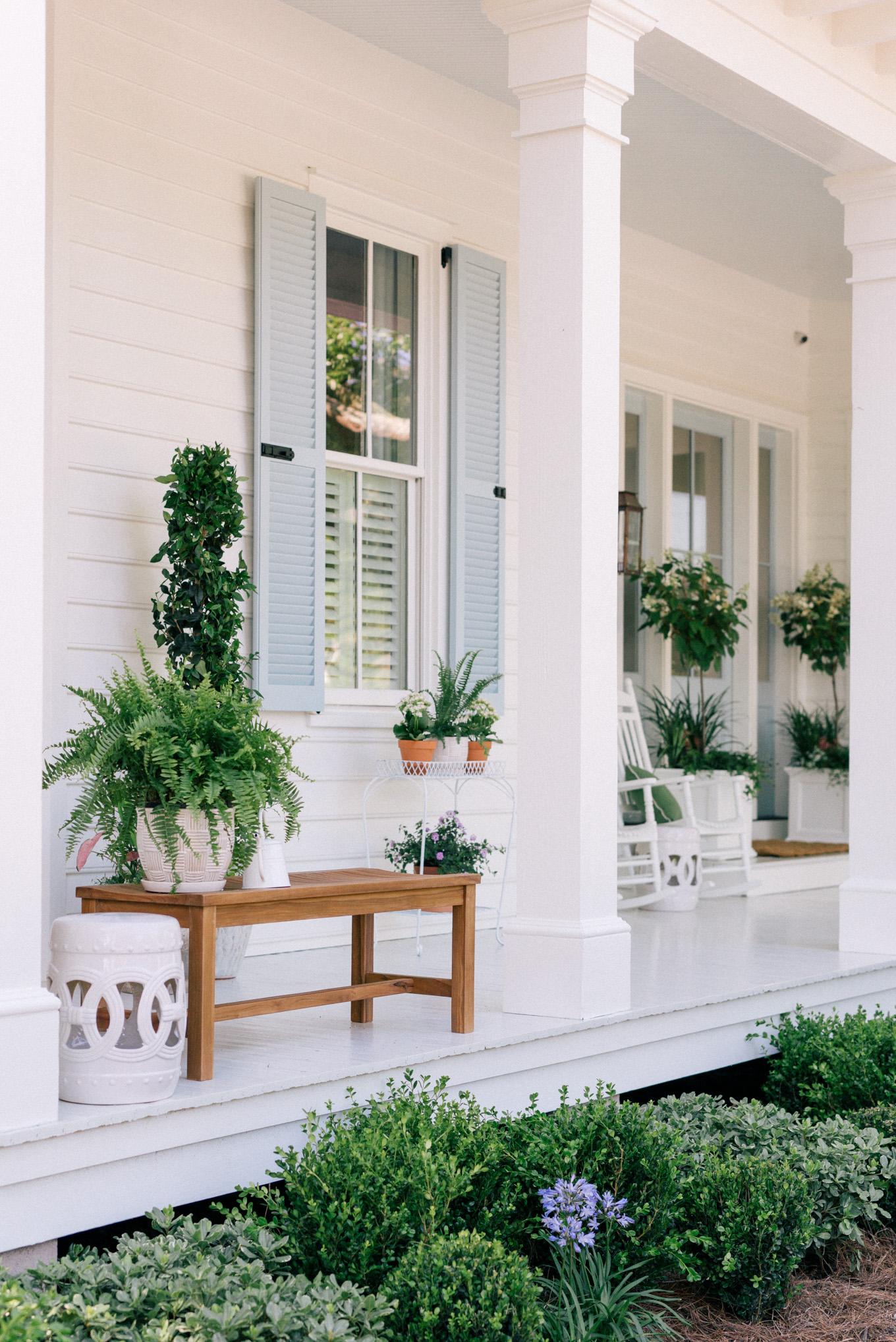 Front porch  22