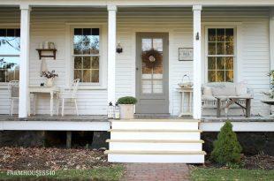 Front porch  52