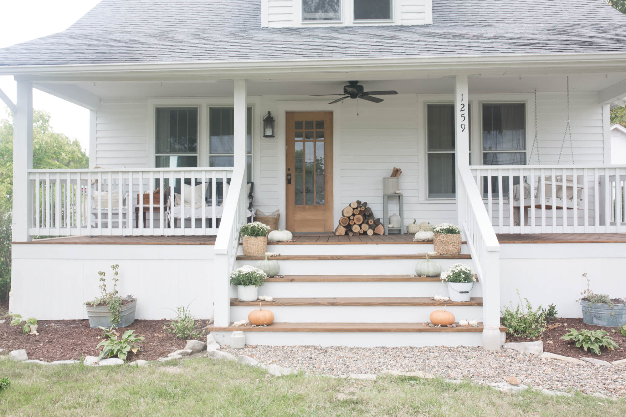 Front porch  75