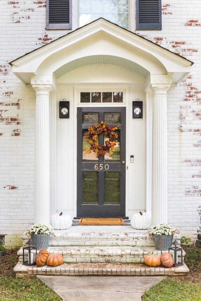 Front porch  82